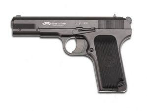 Air pistol Gletcher TT NBB CO2 4.5 mm.
