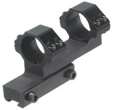 "Universal one-piece mount for 1""/25.4 mm., 11-13 mm."