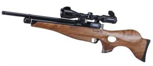Air rifle Daystate Mk4 iS Sports Thumbhole (ST) FAC 5.5 mm.