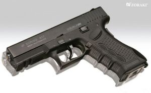 Blank pistol Zoraki 917 black