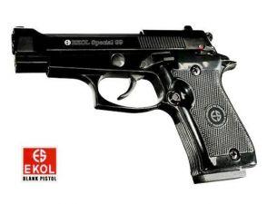 Blank pistol Ekol Special 99 Black