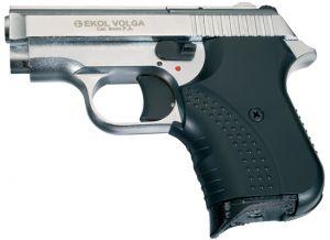 Blank pistol Ekol Voltran Volga Chrome