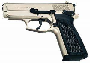 Blank pistol Ekol Aras Compact Satin