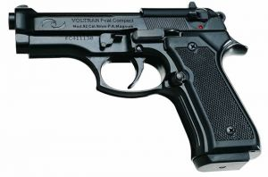 Blank pistol Ekol Voltran F92 Firat Compact Black