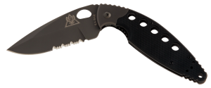 KA-BAR TDI Folder, Serrated Knife 2483