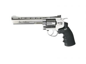 "Air revolver Dan Wesson 6 "" 4.5 mm."