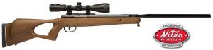 Air rifle Crosman Trail NP Hardwood (.22)/5.5 mm.- Out of stock!
