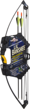 Лък BARNETT Lil Banshee 18lb Black
