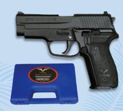 Blank pistol Retay Baron Black
