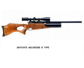 "Air rifle Daystate Wolverine ""B"" Type FAC 5.5 mm."