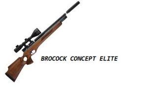 Air rifle Brocock Concept Elite  5.5 mm.