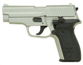 Blank pistol Retay Baron Nickel