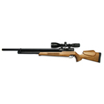 AIR RIFLE  EVANIX BLIZZARD S10 SL Ambi in sepatia wood 5.5mm