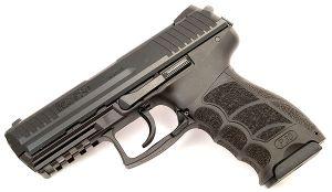 Blank pistol H&K P30