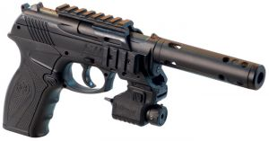 Air pistol Crosman C11 Tactical 4.5 mm.
