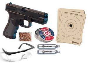 Air pistol Crosman T4 Kit 4.5 mm.