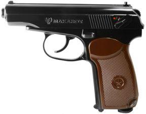 Air pistol Makarov