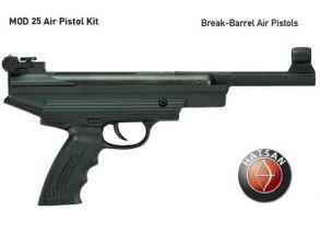 Air pistol Hatsan MOD 25 5,5 mm. KIT