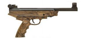 Air pistol Hatsan MOD 25 MW 5,5 mm. KIT