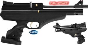 Air pistol Hatsan AT-P1 4.5 mm.