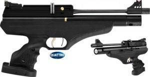 Air pistol Hatsan AT-P1 6.35 mm.