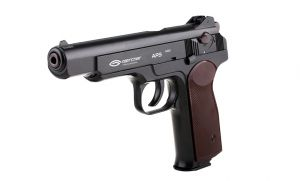 Air pistol Gletcher APS NBB CO2 4.5 мм.
