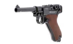 Air pistol Gletcher P08 CO2 4.5 мм.