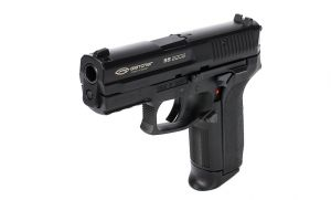 Air pistol Gletcher Plastic SS 2202 CO2 4.5 мм.