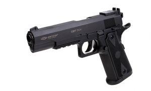 Air pistol Gletcher Plastic CST 304 CO2 4.5 мм.