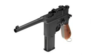 Air pistol Gletcher М712 Blowback CO2 4.5 мм.