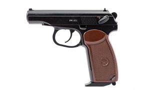 Air pistol Gletcher PM1951 Blowback CO2 4.5 мм.