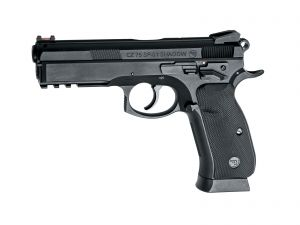 Air pistol CZ 75 SP01 Shadow 4.5 мм.