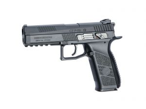 Air pistol CZ P09 Blowback 4.5 мм.