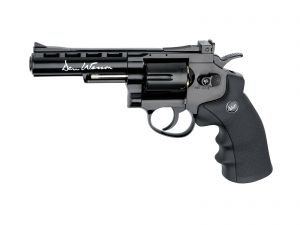 "Air revolver Dan Wesson 4"" 4.5 мм."
