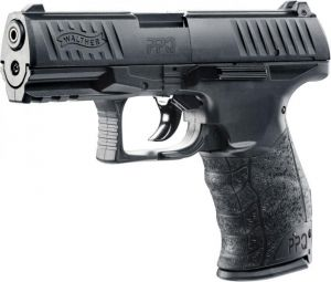 Air pistol Walther PPQ
