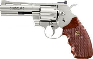 """Air revolver olt Python 4"""" Nickel"""