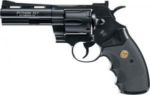 "Air revolver Colt Python 4"" Black"