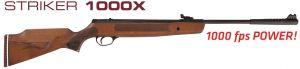 Air rifle Hatsan Striker 1000X 5.5 mm.