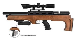 Air rifle Cometa Orion BP 6.35 мм.
