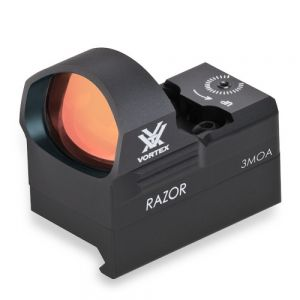 "RAZOR RED DOT 3 MOA RZR-2001 ""VORTEX"""