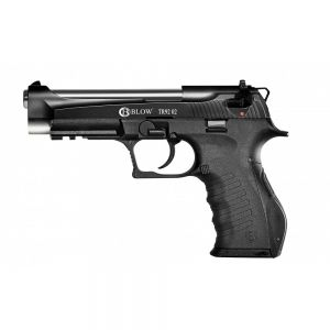 BLANK FIRING GUN BLOW 9MM TR92K MAT BLACK