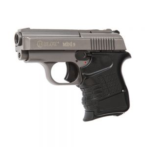 BLANK FIRING GUN BLOW 9MM MINI FUME
