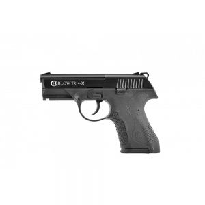 BLANK FIRING GUN BLOW 9MM TR1402 CHROME