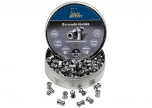 Air gun pellets H & N Baracuda Hunter 5.5 mm.