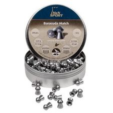 Pellets for air gun H & N Baracuda Match 5.5 mm.