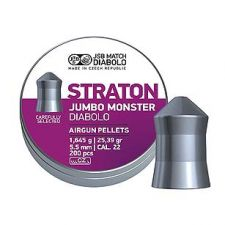 Pellets JSB Diabolo Straton Jumbo Monster 5.5 mm.