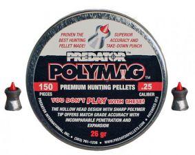 Pellets JSB Predator Polymag 6.35 mm.
