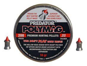 Pellets JSB Predator Polymag 5.5 mm.