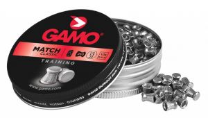 Pellets Gamo Match 5.5 mm.