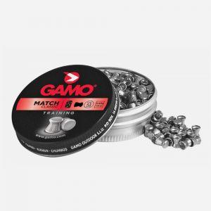 Pellets Gamo Match 4.5 mm.